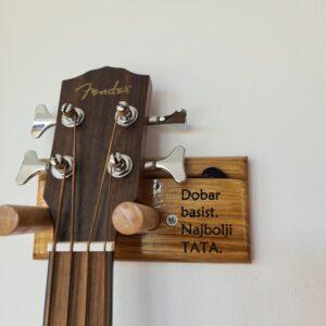 Držač za gitaru i trzalice
